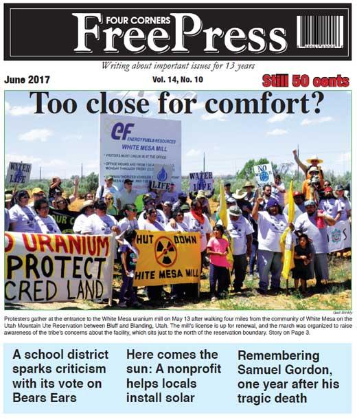 FOUR CORNERS FREE PRESS JUNE 2017