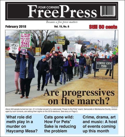 FOUR CORNERS FREE PRESS FEBRUARY 2018