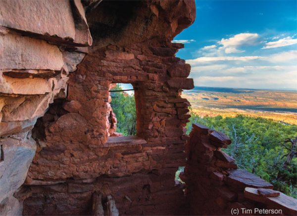 COTTONWOOD WASH CULTURAL SITE IN BEARS EARS NATIONAL MONUMENT