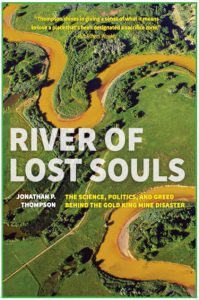 RIVER OF LOST SOULS BY JONATHAN THOMPSON