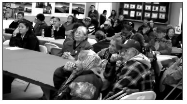 CAMERON CHAPTER NAVAJO NATION PUBLIC MEETING