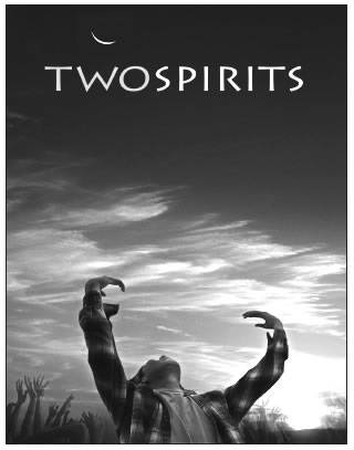 """""""TWO SPIRITS"""" MOVIE POSTER"""