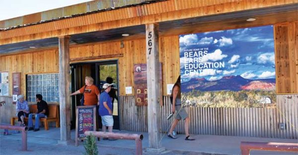 The nonprofit Friends of Cedar Mesa opened the Bears Ears Education Center on Sept. 22 with a day of festivities.