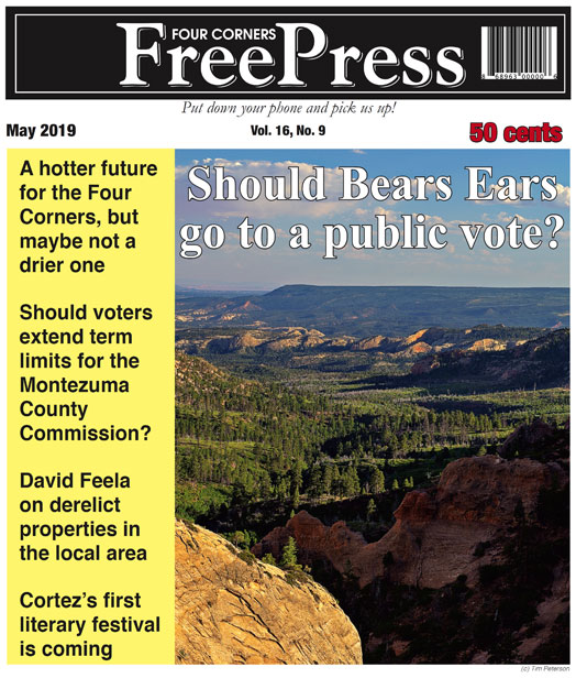 FOUR CORNERS FREE PRESS MAY 2019