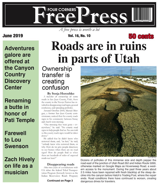 FOUR CORNERS FREE PRESS JUNE 2019