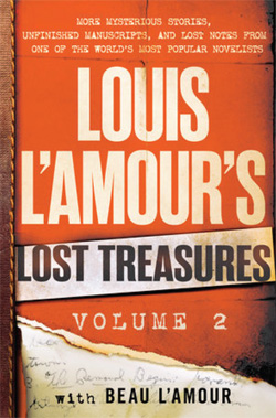 LOUIS L'AMOUR'S LOST TREASURES VOLUME 2