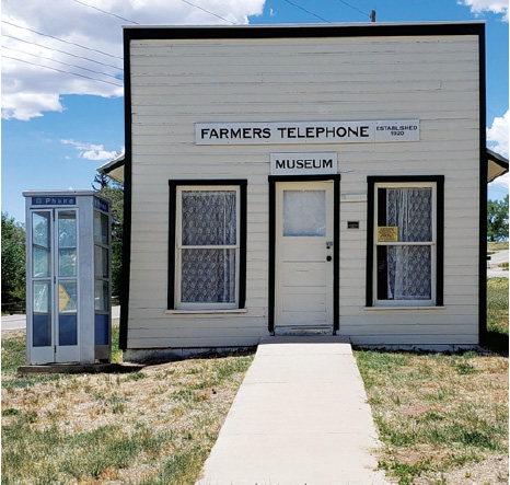 FARMERS TELEPHONE MUSEUM