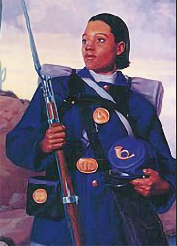 BUFFALO SOLDIER CATHAY WILLIAMS
