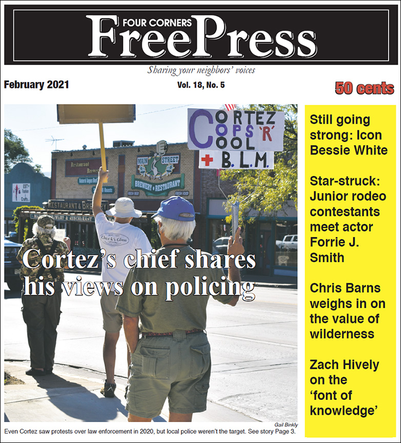 FOUR CORNERS FREE PRESS FEBRUARY 2021