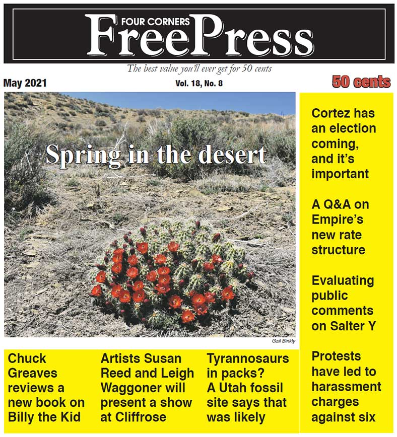 FOUR CORNERS FREE PRESS MAY 2021