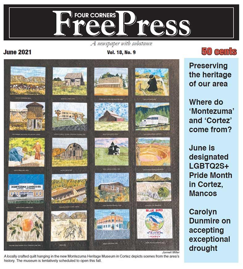 FOUR CORNERS FREE PRESS JUNE 2021