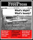 FREE PRESS AUGUST 2006