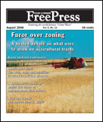 AUGUST 2008 FOUR CORNERS FREE PRESS