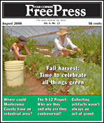 FREE PRESS AUGUST 2009