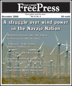 DECEMBER 2008 FOUR CORNERS FREE PRESS