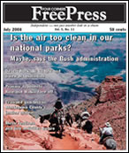 JULY 2008 FOUR CORNERS FREE PRESS