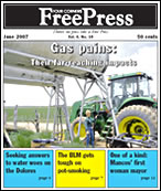 FOUR CORNERS FREE PRESS - JUNE 2007