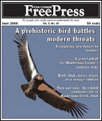 JUNE 2008 FOUR CORNERS FREE PRESS