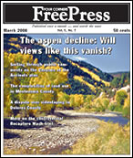 MARCH 2008 FOUR CORNERS FREE PRESS