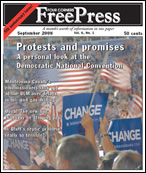 SEPTEMBER 2008 FOUR CORNERS FREE PRESS